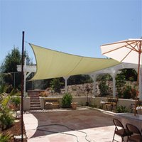 Wholesale Patio Rectangle Shade Sails High Quality Custom UV Protection Shade Sails Perfect Design Size M M Backyard Shade Sails
