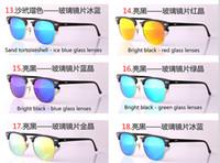 vintage fashion sunglasses - BanDtun brand sunglasses Glass Material Lens Vintage Style with original package Women Sun Glass Men Fashion Sport Sunglasses