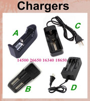 rechargeable battery li-ion - single charger Double batteries E Cigarette Battery Charger Universal power adapter for Rechargeable Li ion Battery wire dFJH03