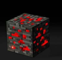 Wholesale My Ore Touch Lighting square lamp small Levels Light Night Lamp led blue and red light gift
