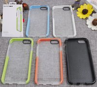 soft packaging - New Arrival Color Tech21 TPU Soft EVO Mesh Case For iPhone s Plus Hybrid D30 Material Tech iphone6 Plus retail package