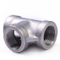 Wholesale Hot Sale inch Stainless Steel Pipe Fitting Threaded Biodiesel Way order lt no track