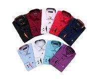 Cheap Casual Shirts casual shirt Best Long Sleeve Cotton Blend brand shirt