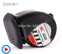 Wholesale Universal off road Motocross V Motorcycle Speaker Snail Horn Monosyllabic Ultra Sound