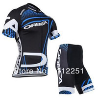 Wholesale 2015 ORBEA Team cycling jersey cycling clothing cycling wear short bib suit ORBEA D cycling jersey set cycle jerseys