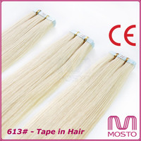 remy tape hair extensions wholesale - CE Certified A Brazilian Hair Bundles Tape in Hair Extensions inches g pc Brazilian Hair Weaves Remy Human Hair