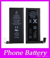 Wholesale Original Cell Phone Accesseries Iphone Battery New For S S plus TOP Quality Fast shipping