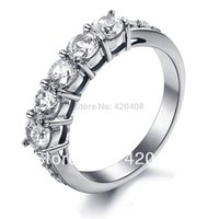 ban ring - Korean fashion new jewelry Hearts and Arrows Crystal Miss Han Ban ring GJ7645