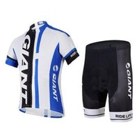 factory clothes - factory Giant Cycling Jerseys cycling clothes Cycling red Short Sleeve clothes Bicycle cheap cycle jerseys cycling jersey