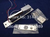 Wholesale magnetic sensor positioning door status output line power off open K times kg electric bolt lock