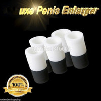 Wholesale comfort foam pads for any penis extender systems foam tube stretch enlargement memory foam for proextender penis enhancement