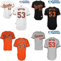 baltimore oriole shirts - Baltimore Orioles Jersey Zach Britton white grey black Orange Stitched Retor Throwback Shirt Baltimore Orioles Baseball Jersey S XL