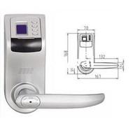Wholesale 1pcs Hot sale Reversible Handle Biometric fingerprint door lock F