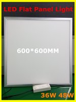 flat panel led lighting - LED Panel Light W W X600 led flat panels lights x60cm indoor lighting for home with led driver CE RoHS years warranty