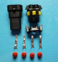 auto cable terminals - ccessories Cables Adapters Sockets sets HB4 P HID copper Terminal Connector auto car terminals and connectors