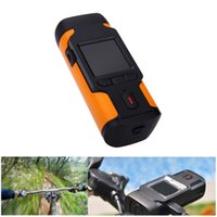 Wholesale High Definition MP P HD S300 Mini Sport DV Inch LCD Mini Camcorders Digital Video with degree Wide Angle Lens