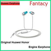 Wholesale High Quality Original New Huawei Honor Engine Earphone Headphone Headset with Mic for Huawei honor Phones