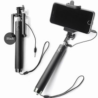 adjustable cable clamps - 2016 Quick Release Clamp Selfie Stick mm Cable Remote Control Self portrait Monopod Extendable Handheld with Adjustable Phone Holder Palo