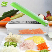 potato - Kitchen Accessories Vegetable Slicer Cutter Cooking Tools Grater Multifunctional Chopper Manual Potato Slicer Shredder dandys