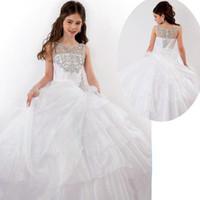 Cheap Girl's Pageant Dresses Best Flower children's clothes