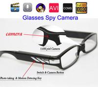 video sunglasses - Full HD P Spy Camera Sunglasses Motion Detection Video Recorder Eyewear Pinhole Hidden Cam