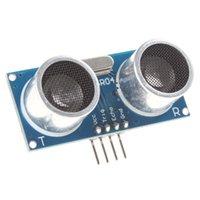 Wholesale Ultrasonic Module HC SR04 Distance Measuring Transducer Sensor DBP_301