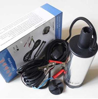 Wholesale Professional DC V V auto car Diesel Fuel Oil kerosene water Pump pumping set