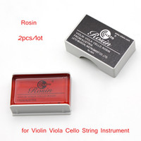 Wholesale High Quality String Bow Rosin Colophony Pitch Friction increasing Resin for Violin Viola Cello String Instrument