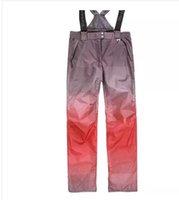 Wholesale Running river women s outdoor skiing pants monoboard women s skiing pants u1219