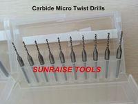 Wholesale D0 x3 x7x38L Carbide Micro twist for PCB size D0 mm good quality no coating