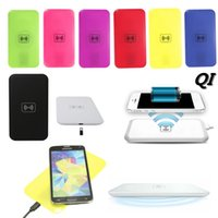 Wholesale Qi Wireless Charger Wireless Charging Pad Wireless Charging Panel Transmitter For Mobile Phones