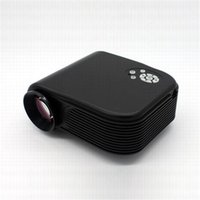 arrival video projector - Multimedia Digital Projectors Lumens TFT Portable Digital Projector High Quality LED LCD Projector New Arrival H88