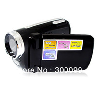 Wholesale FREESHIPPING DV139 video digital camera Max MP quot TFT LCD LED Flash Light camcorder blue