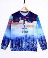 Wholesale 2015 fashion Unisex Clothes d dollar sign jungle banana AK overpass Print sweatshirts hoodies for women men sports suit swag