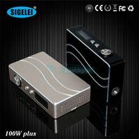 Cheap SIGELEI 100W Plus Best Sigelei 100W Box Mod