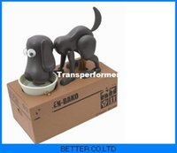 Wholesale Fatory Price Freeshipping NEW Arrival Choen Bako Robotic Dog Bank Dog money bank STYLE for your choice