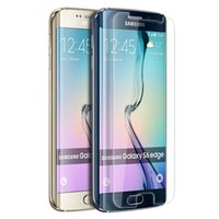protective film - 9H Explosion Premium Tempered Glass Screen Protector Protective Film Guard For Samsung Galaxy S6 Edge MOQ
