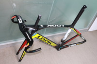 Wholesale Hot sale Carbon road bike frame carbon bicycle fiber with handlebar saddle