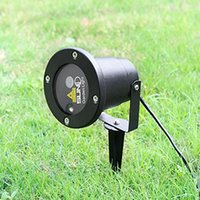 Wholesale 2016 New Waterproof Garden Sky Star Outdoor LED Laser Firefly Stage Lighting Landscape Light G R Projector With remote controller