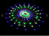 backgrounds web - Decorative supplies background activity decoration supplies decorative supplies flash M LED spider webs lamp AC110V V