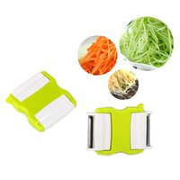 gadgets - 2 in Cooking Tools Peeler Grater Potato Slicer Cutter Fruit Vegetable Tools Apple Household Kitchen Accessories Gadgets H14856