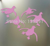 duck dynasty - Exterior Accessories Car Stickers Flying Ducks Landing Hunting Decals sticker Waterfowl Dynasty Duck Commander duck lucky
