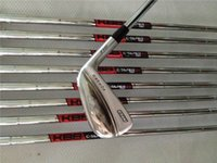 golf irons - 2015 MB716 Irons MB716 Golf Irons Golf Forged Irons OEM Golf Clubs Pw Regular Stiff Flex Steel Shaft Come With Head Cover