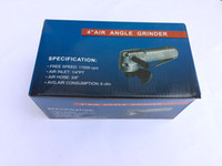 air angle drill - 4 quot air angle grinder pneumatic grinder grinding tools