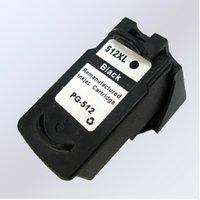 Cartucho de tinta remanufaturados para Canon PG-512 Tinteiro PG 512 Capacidade -Alta