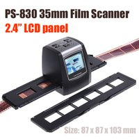 Wholesale 5MP Digital Film Negative Photo Scanner Converter mm USB LCD Slide quot inches LCD screen support GB TF PS