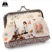 bar purse - Hot Women Cute Coin Purse Top Leather Character Small Wallet Girls Change Pocket Pouch Hasp Keys Bag Metal Bar Opening New