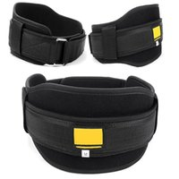 Wholesale Super WeightLifting Boxing Protection Fitness Back Support Training Belt Nylon Waist Protection Belt Free