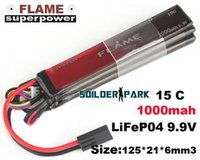 Wholesale High Capacity Rechargeable Flame v mAh C LiFePO4 Battery Pack Sticks Longer Cycle Life Safety Battery order lt no t