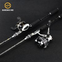 fly reel and rod - Fishing Rod Combo m spinning or casting fishing rod and reel combo rod shipping